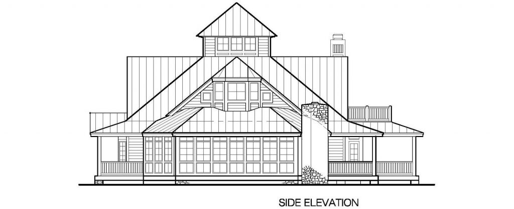 001 - Grand Island-4220-Crlspace - 4 - Side Elevation