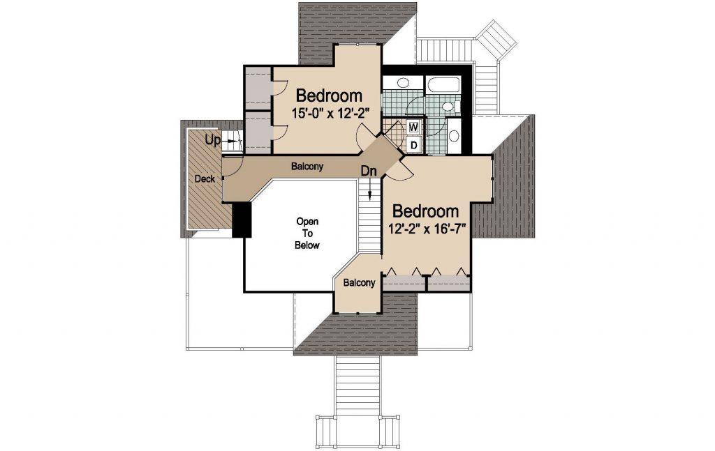 001 - Lookout Std - 3 - Second Floor