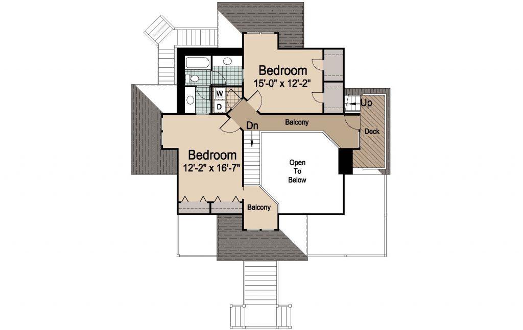 001 - Lookout Std - REV - 3 - Second Floor