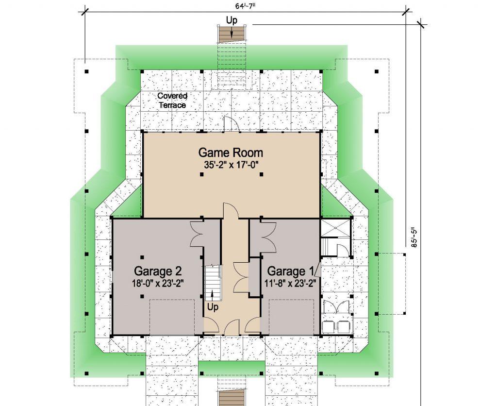 001 - Nagshead - 1 - Ground Floor