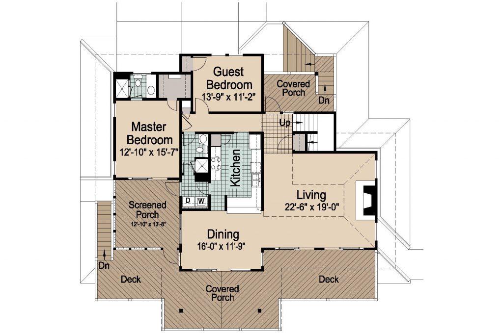 001 - Peaks Std - REV - 2 - First Floor