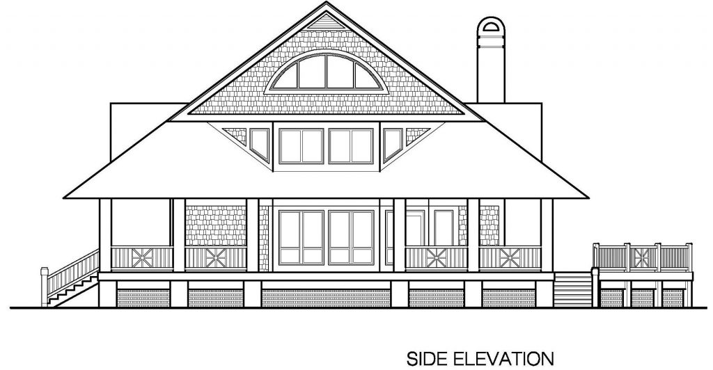 Oes Nc 207a also On 3 Story Home Plans Narrow Lot Floor Plan further 1844 Square Feet 3 Bedrooms 2 Batrooms 1 Parking Space On 2 Levels House Plan 18638 furthermore Houseplan024D 0503 moreover 021h 0106. on coastal narrow lot house plans waterfront