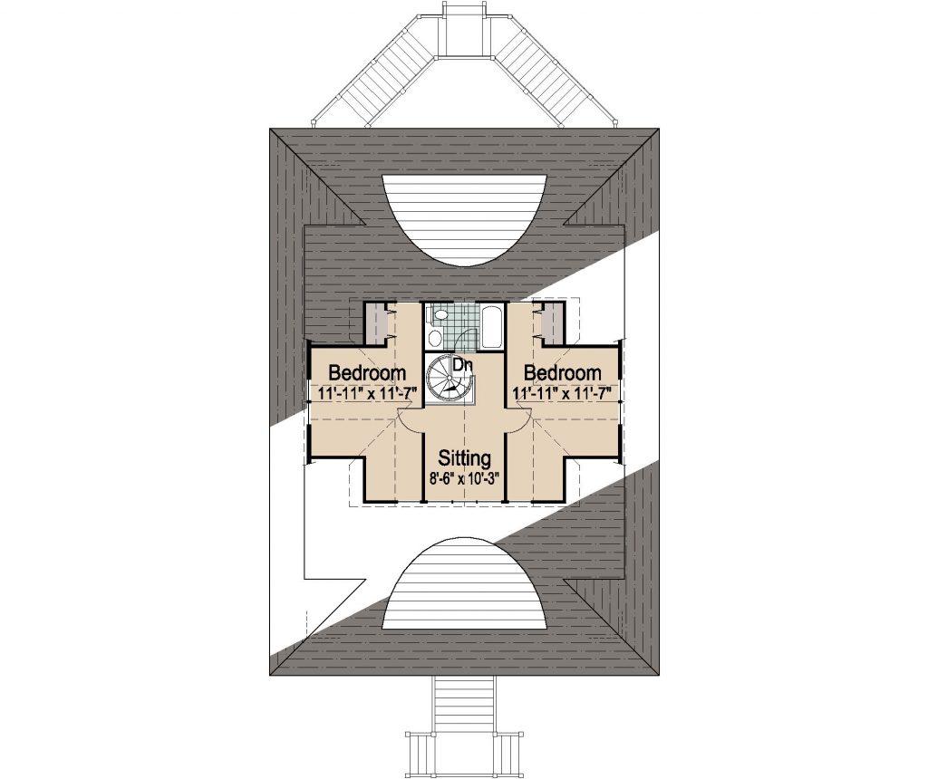 002 - Winds-Pile-Gable - 4 - Third Floor