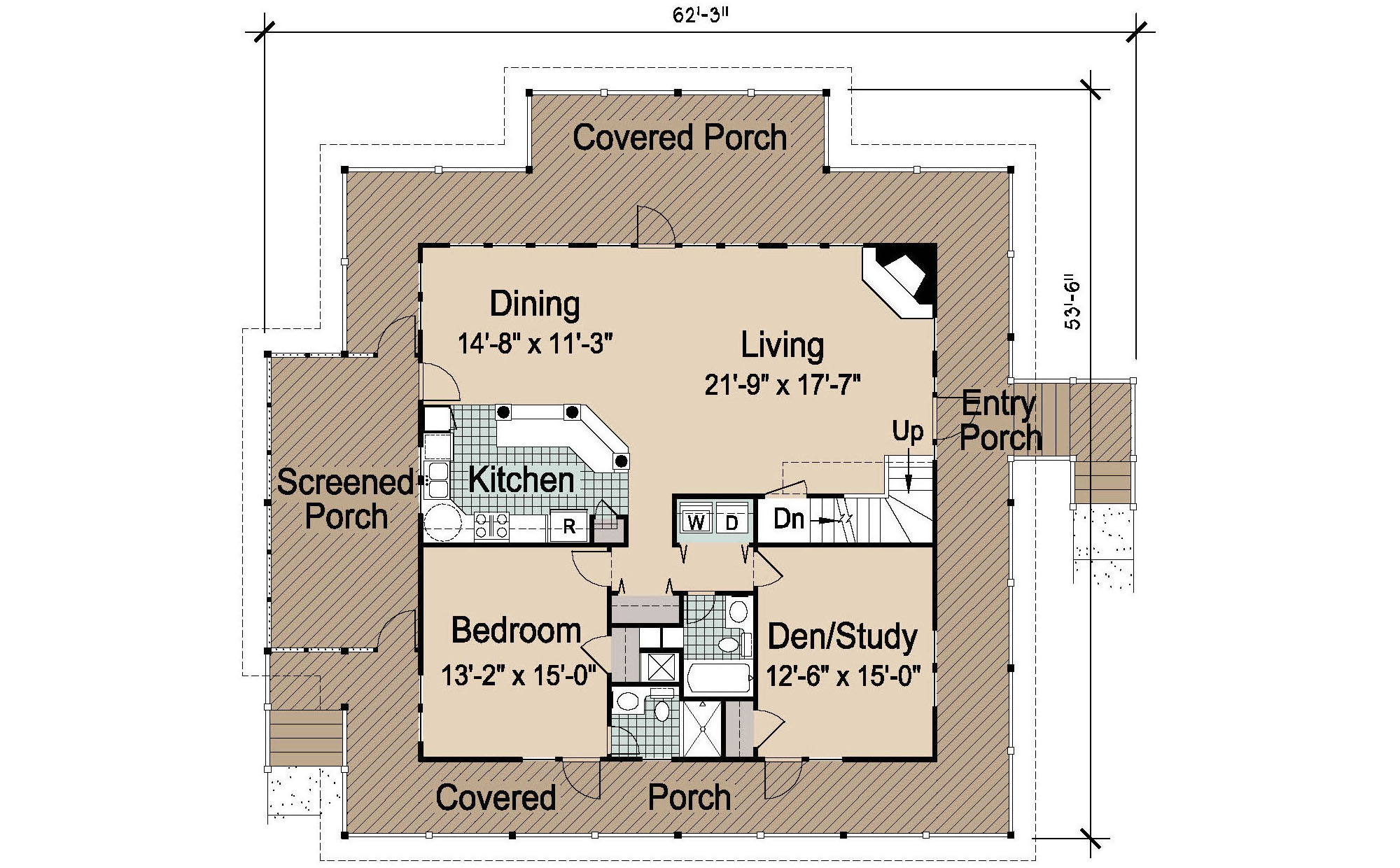 small italian cottage house plans