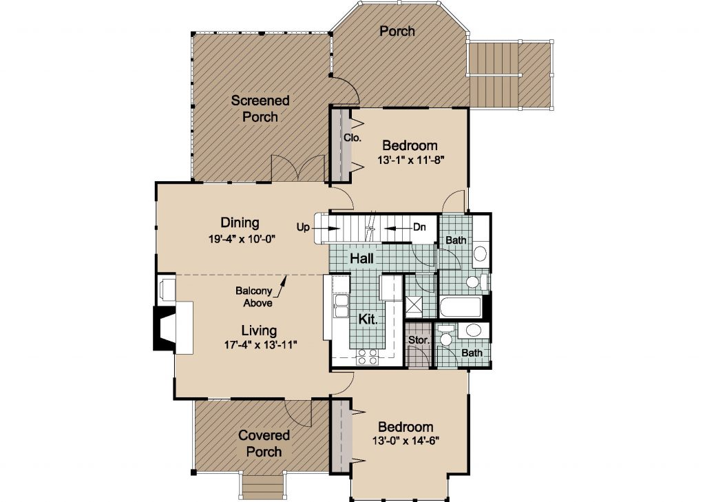 05 - Country-2039 - 2 - first floor