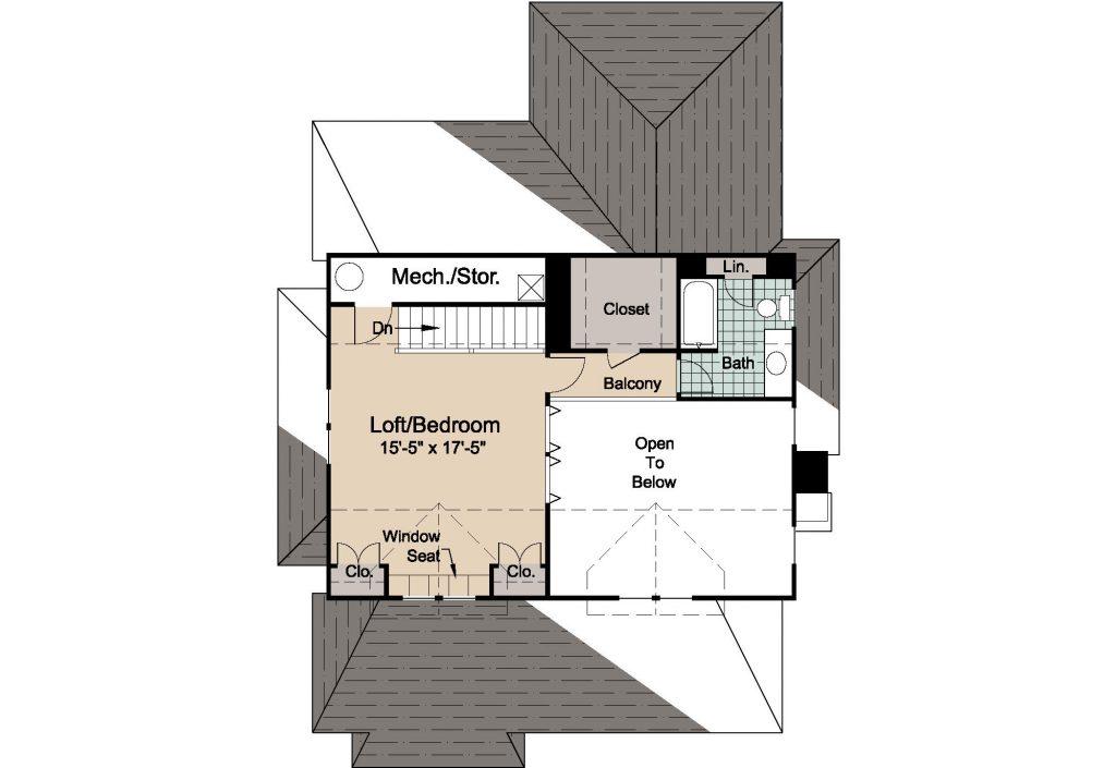 06 - Country-2039 Rev - 3 - second floor