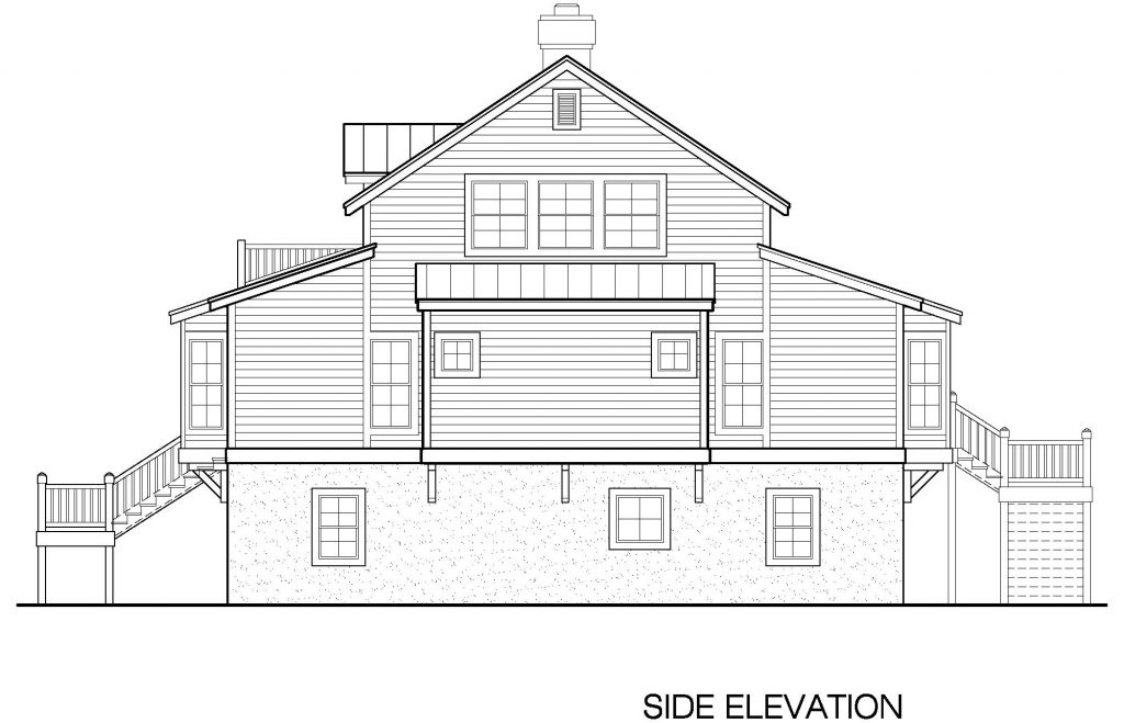 07 - Country-3565 - 5 - side elevation