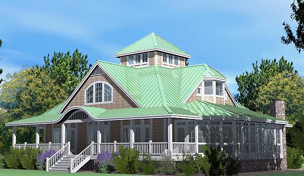 Grand Gazebo Cottage