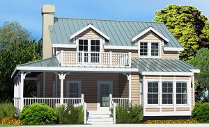 Low Country House Plans Southern Cottages