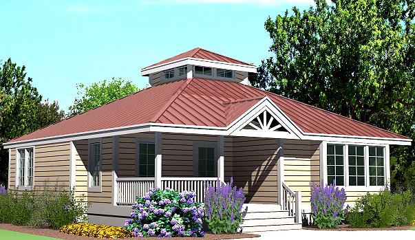 Hip Cottage Rear Left