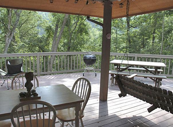 Hip Basement Foundation Interior Porch