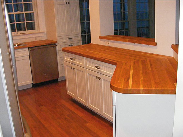 Island Cottage Kitchen
