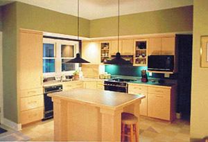 Shingle Cottage Kitchen