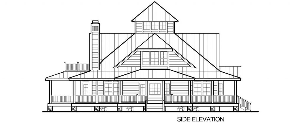 001 - Grand Island-4220-Crlspace - 6 - Side Elevation