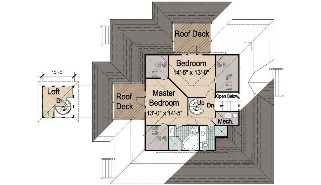 001 - Island-2058-Crlspace - 2 - Second Floor