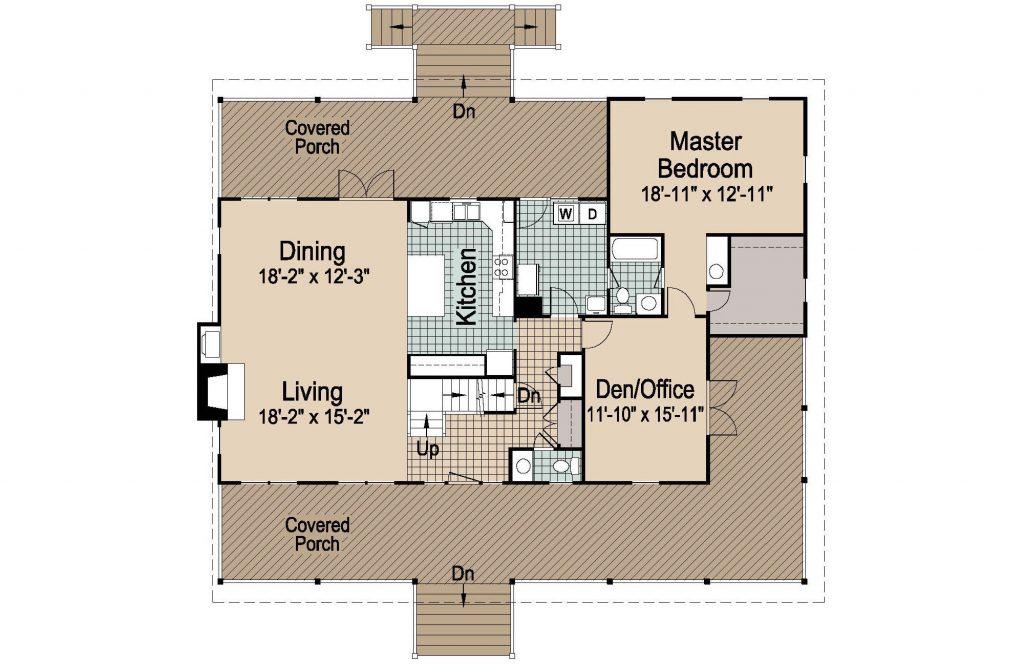 001 - Plantation Std - 2 - First Floor