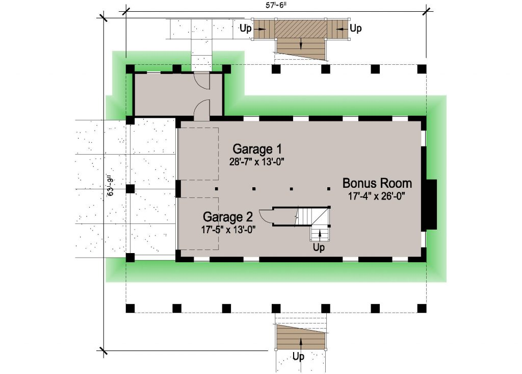 001 - Plantation Std - REV - 1 - Ground Floor