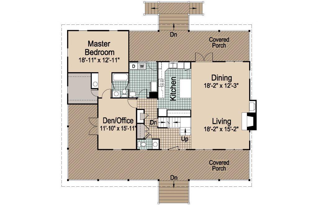 001 - Plantation Std - REV - 2 - First Floor