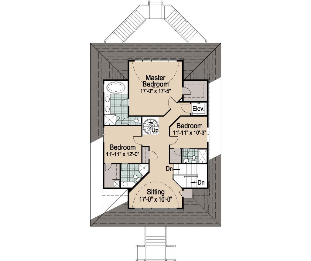 002 - Winds-Pile-Gable - 3 - Second Floor