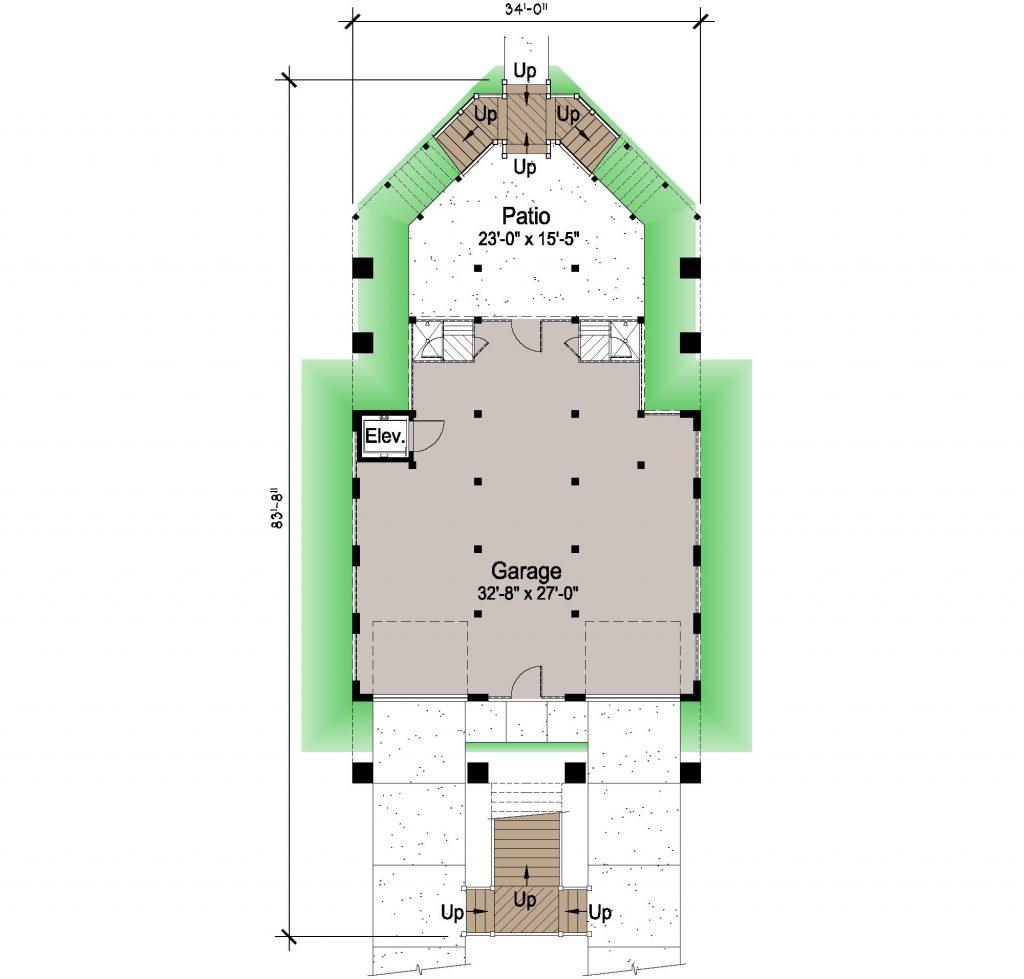 002 - Winds-Pile-Gable Rev - 1 - Ground Floor