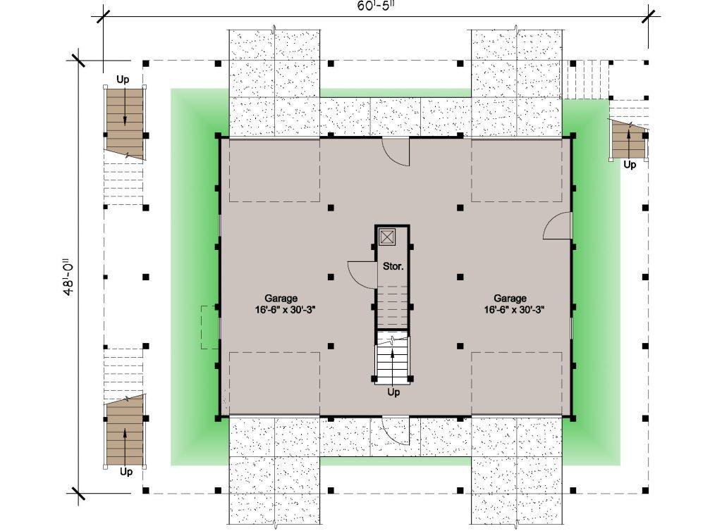 003 - Lookout 2461 WAP - 1 - ground floor