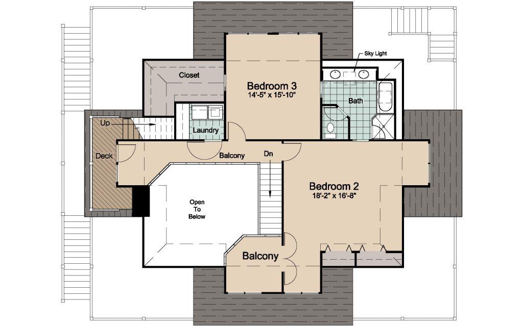 003 - Lookout 2461 WAP - 3 - second floor