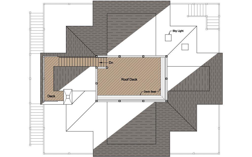 003 - Lookout 2461 WAP - 4 - roof floor