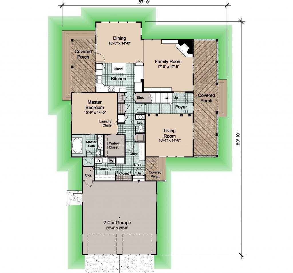 01 - Woods - 1 - first floor