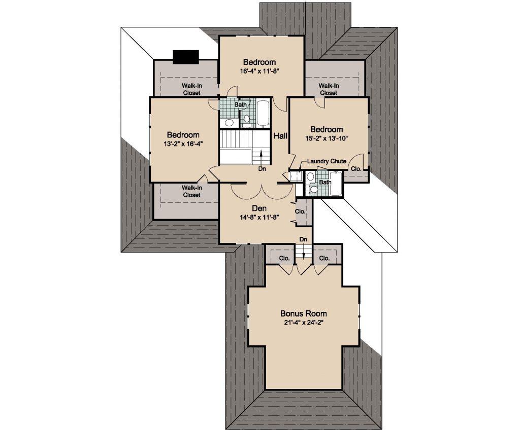02 - Woods Rev - 2 - second floor
