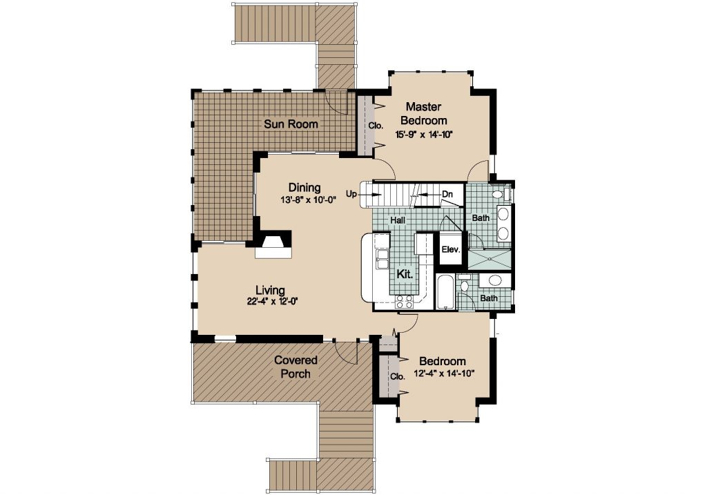 07 - Country-3565 - 2 - first floor