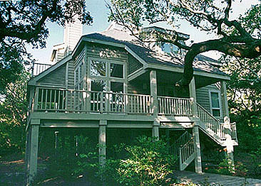 Lookout Cottage Exterior