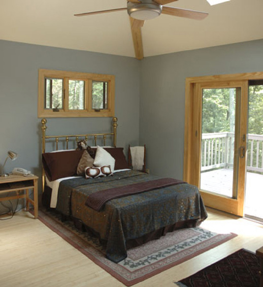 Hip Cottage Bedroom