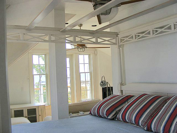 Island Cottage Master Bedroom