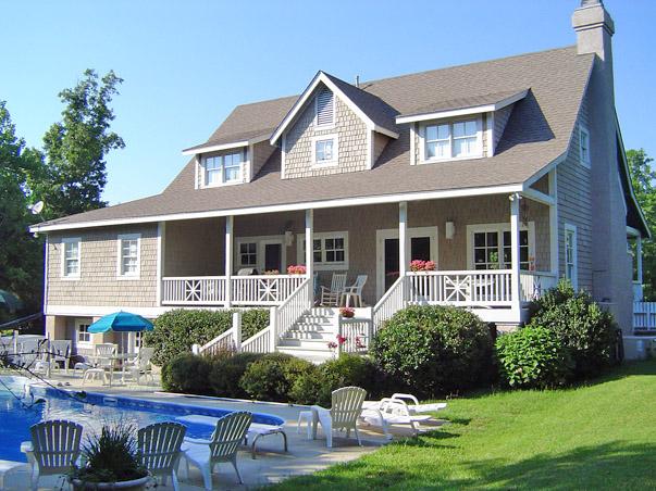 Plantation Cottage Rear