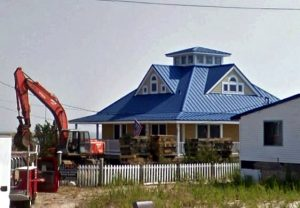 Island Cottage Survives Sandy